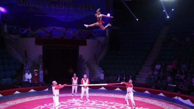 Bế mạc Liên hoan Xiếc quốc tế 2019: Việt Nam giành nhiều giải cá nhân