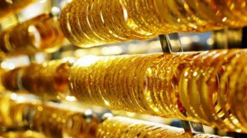 Giá vàng trong nước giảm 170.000 đồng/lượng