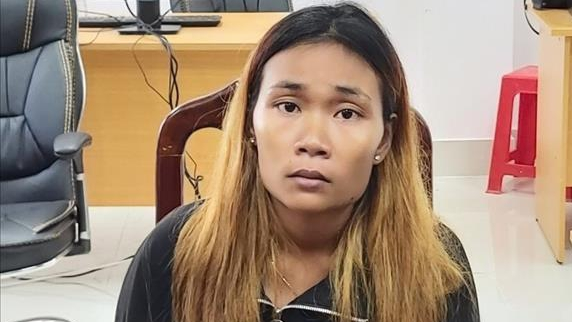 Bắt vụ vận chuyển 5 kg ma túy đá từ Campuchia về Việt Nam