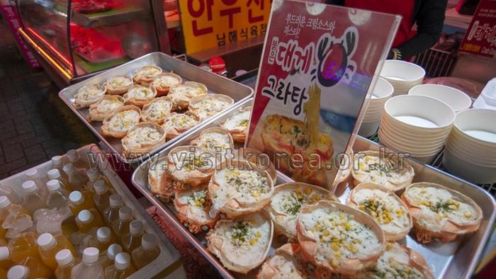 Điểm danh 6 món đặc sản Hàn Quốc nhất định phải thử trong mùa thu