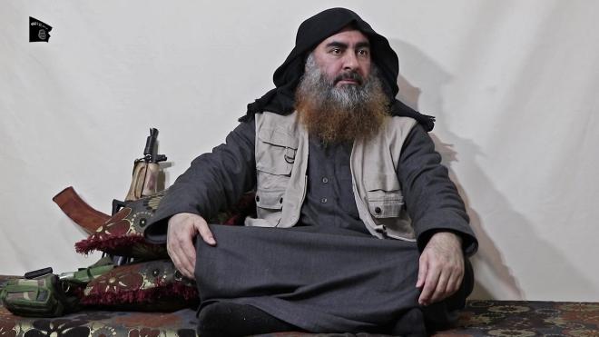Mỹ đã tiến hành thủy táng trùm khủng bố IS Abu Bakr al-Baghdadi
