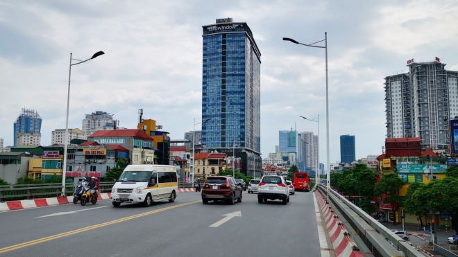 Hà Nội đầu tư xây dựng 4 cầu vượt giảm ùn tắc nội đô