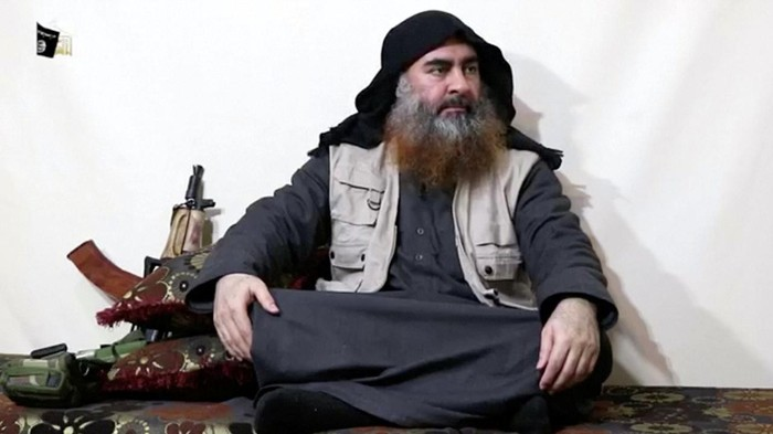 Mỹ tìm hiểu thủ lĩnh mới của IS