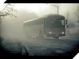 Truyện cười: Xe buýt ma