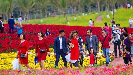 Du lịch dịp Tết Nguyên đán: Hứa hẹn nhiều trải nghiệm đậm sắc xuân