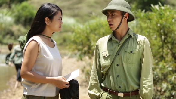 'Truyền thuyết về Quán Tiên' và sự trở lại của dòng phim chiến tranh