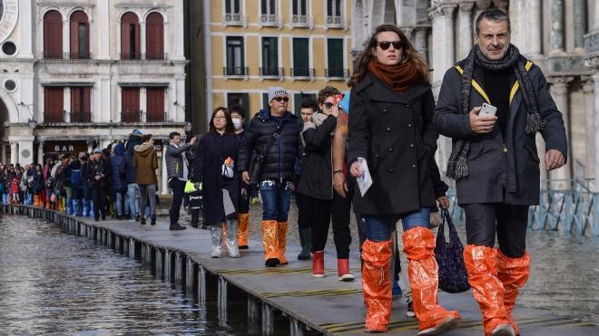 Italy ban bố tình trạng khẩn cấp tại Venice