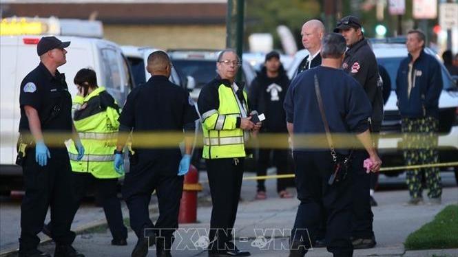Mỹ: Nam sinh xả súng tại trường học khiến 2 học sinh thiệt mạng