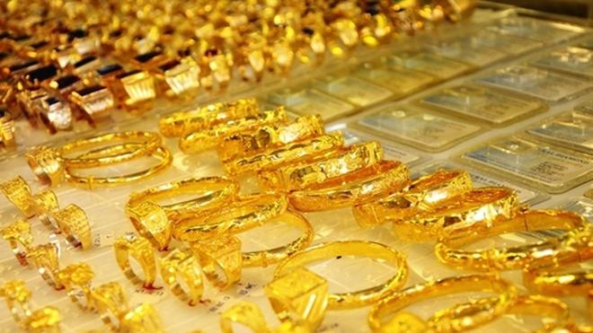 Giá vàng trong nước nối tiếp đà tăng
