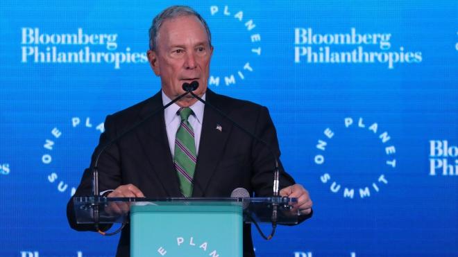 Tỷ phú Bloomberg chính thức tuyên bố tham gia cuộc đua tổng thống Mỹ năm 2020