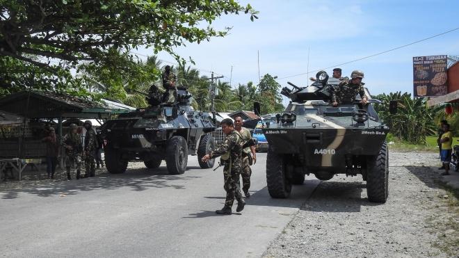 Quân đội Philippines tiêu diệt 6 nghi can khủng bố