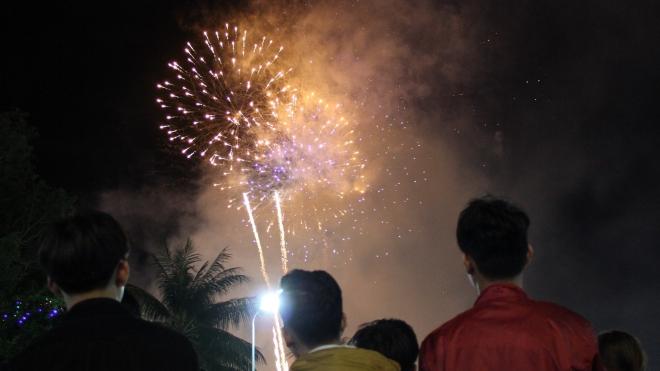 Hà Nội sẽ bắn pháo hoa tại tất cả các quận, huyện dịp Tết Nguyên đán Canh Tý