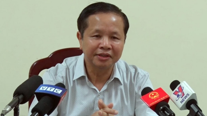 Cách chức Giám đốc Sở Giáo dục và Đào tạo tỉnh Hòa Bình