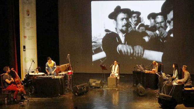Hòa nhạc 'Thư Hà Nội': Một cảm thức 'xuyên không' đầy chất thơ