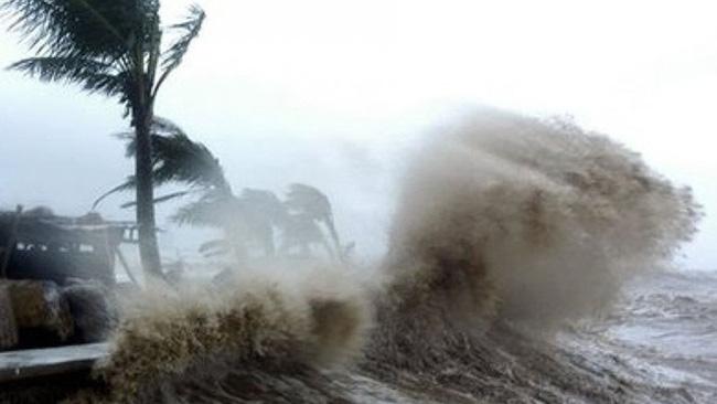 Tin bão mới nhất cơn bão số 7 trên Biển Đông