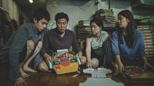 Phim 'Parasite' tiếp tục là ứng cử viên sáng giá cho các giải thưởng quốc tế
