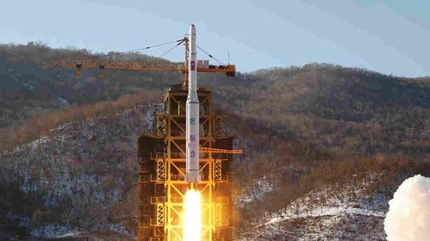Phát hiện động thái mới tại bãi thử tên lửa của Triều Tiên