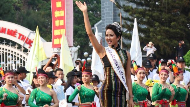 Hoa hậu H'Hen Niê: Niềm kiêu hãnh giữa đại ngàn Tây Nguyên