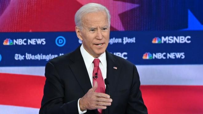 Bầu cử tổng thống Mỹ 2020: Ứng cử viên Joe Biden tiếp tục dẫn đầu trong đảng Dân chủ