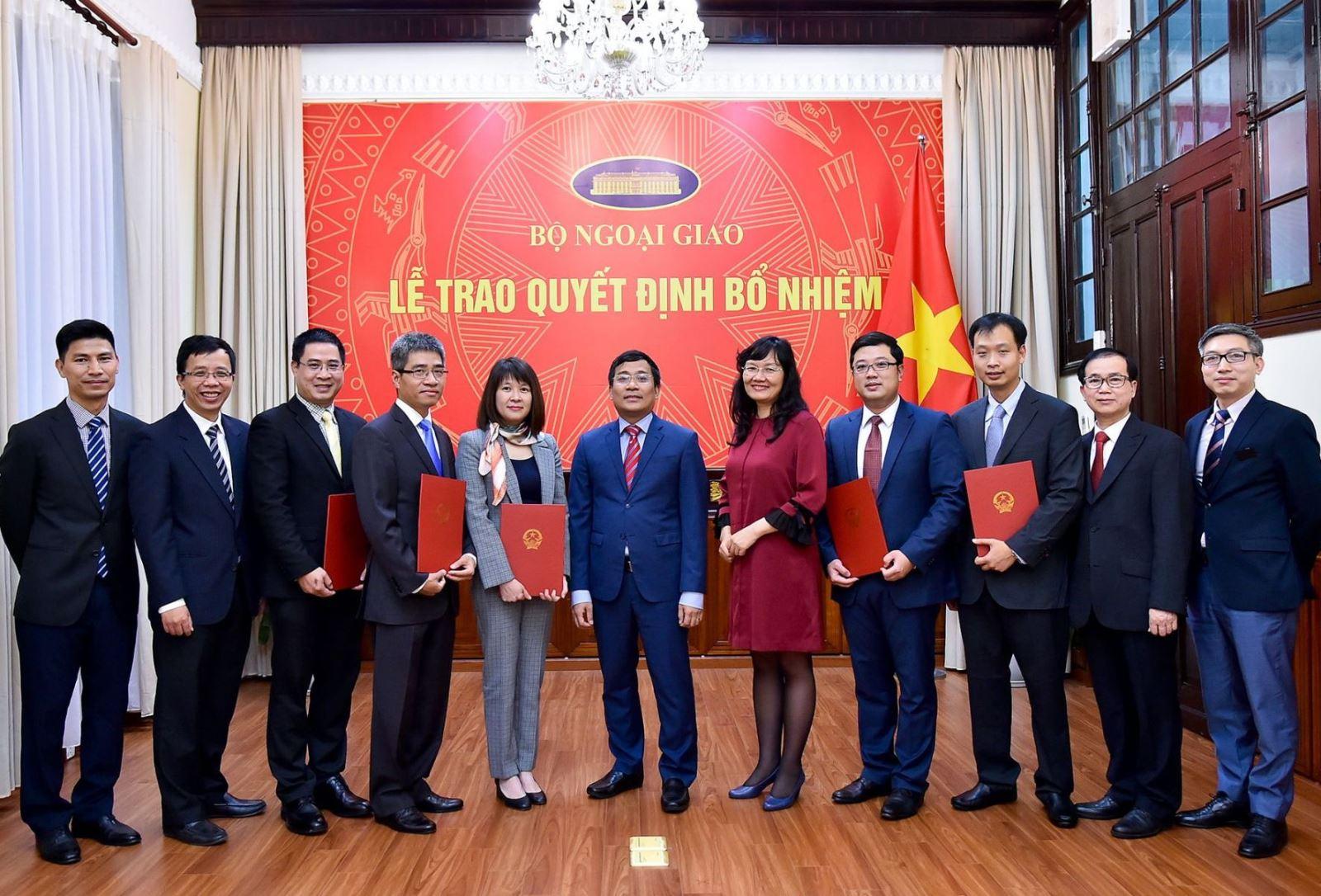 Bổ nhiệm nhân sự Văn phòng Quốc hội Bộ Ngoại giao, Bổ nhiệm nhân sự Quốc hội, bổ nhiệm nhân sự Bộ Ngoại giao, nhân sự mới, tin nhân sự