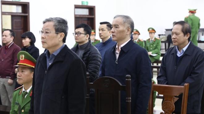 Vụ MobiFone mua AVG: Hủy lệnh kê biên nhà của bị cáo Nguyễn Bắc Son, Trương Minh Tuấn