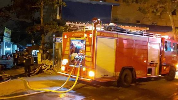 Cháy homestay ở Phú Quốc, 2 người chết, 5 người bị thương