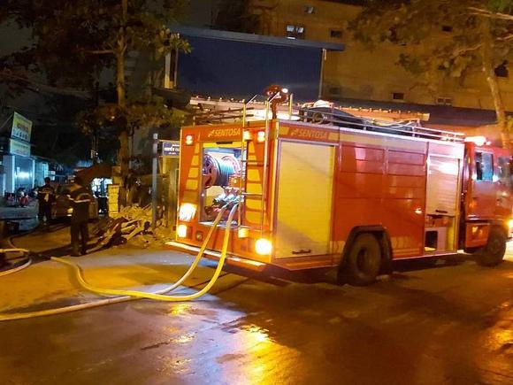 Cháy homestay ở Phú Quốc 2 người chết 5 người bị thương. homestay ở Phú Quốc