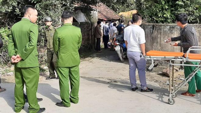 Nghệ An: Điều tra nguyên nhân hai mẹ con tử vong bất thường