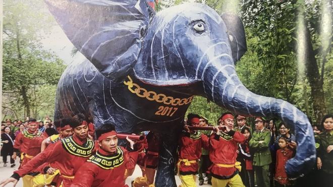 Khám phá 'kho báu' di sản phi vật thể Hà Nội (kỳ 5): Kịch trường dân gian hoàn hảo của Hội Gióng