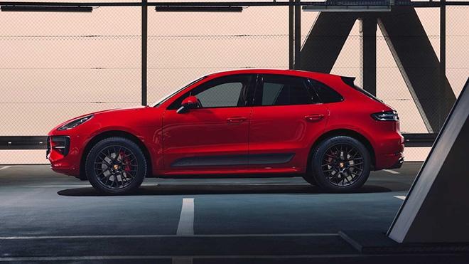 Porsche Macan GTS ra mắt với giá hơn 4 tỷ