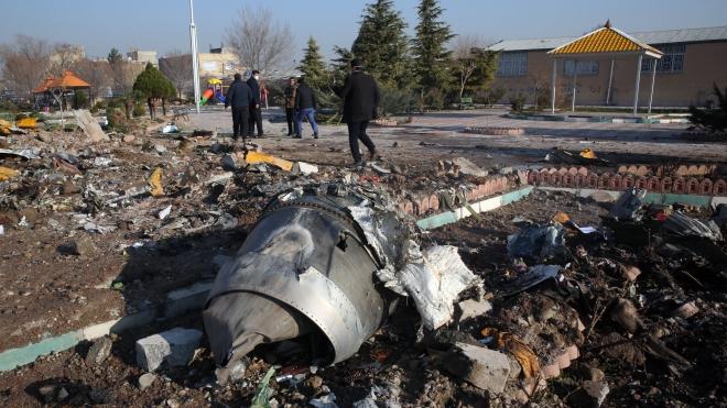 Vụ máy bay chở khách Ukraine rơi tại Iran: Chưa có kế hoạch xử lý hộp đen