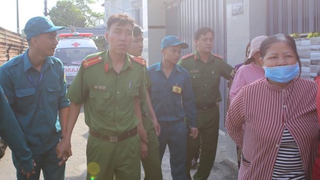 Cháy nhà nghiêm trọng tại TP HCM, gia đình 5 người thiệt mạng