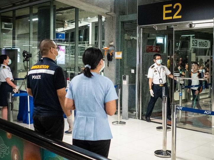 Dịch viêm phổi do virus corona: Xác nhận bệnh nhân người Thái Lan đầu tiên