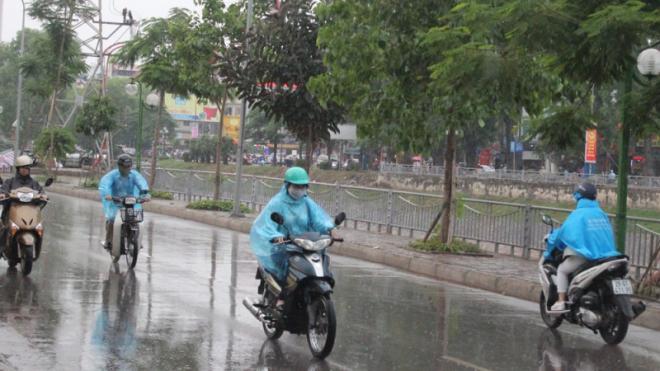 Dự báo thời tiết: Bắc Bộ và Trung Bộ có mưa phùn,  rét đậm