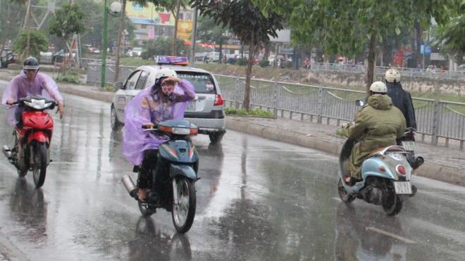 Dự báo thời tiết: Miền Bắc có mưa, phía Đông Bắc Bộ rét đậm rét hại