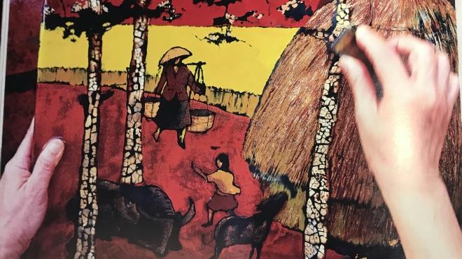 Khám phá 'kho báu' di sản phi vật thể Hà Nội (kỳ 7): Độc đáo sơn mài Hạ Thái