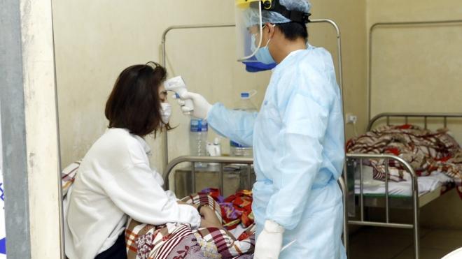 Việt Nam ghi nhận trường hợp nhiễm nCoV thứ 15 là cháu bé 3 tháng tuổi