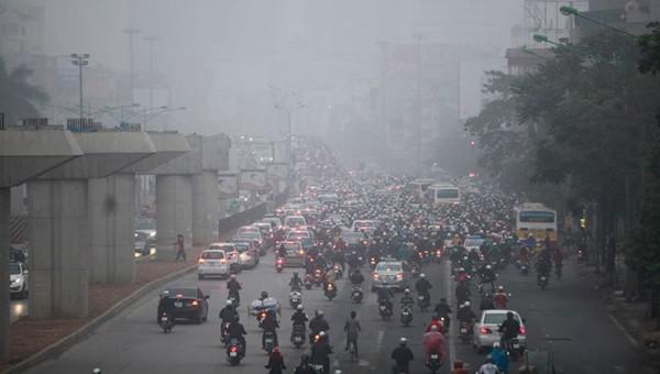 Bắc Bộ sáng có sương mù, Đông Nam Bộ có nơi nắng nóng