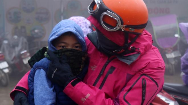 Dự báo thời tiết: Miền Bắc có nơi rét đậm, rét hại