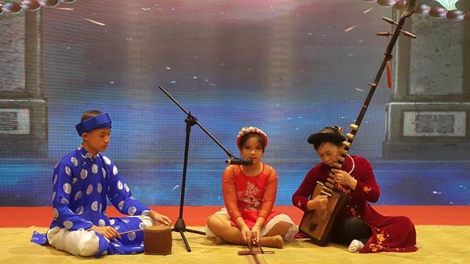 Hà Nội định hình chuẩn mực về hát ca trù