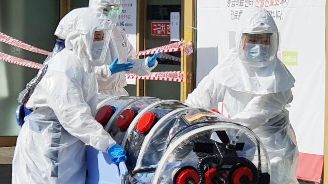 Dịch viêm đường hô hấp cấp COVID-19: Hàn Quốc thêm 142 ca nhiễm mới