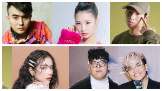 Đề cử Nghệ sĩ mới của năm: Những cá tính làm xôn xao thị trường âm nhạc