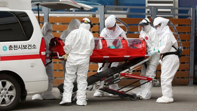 Dịch viêm đường hô hấp cấp COVID-19: Hàn Quốc ghi nhận 60 ca nhiễm mới