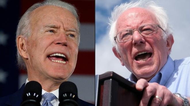 Bầu cử Mỹ 2020: Ứng cử viên Joe Biden, Bernie Sanders tiếp tục phân chia chiến thắng
