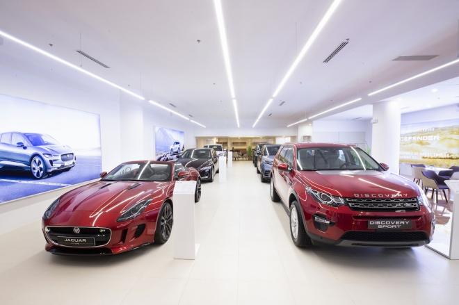 Jaguar Land Rover tặng 1 năm bảo hiểm thân vỏ cho khách hàng