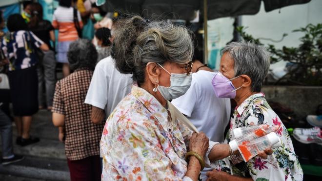 Thái Lan: 4 ca nhiễm mới COVID-19 đều là nam giới 20-42 tuổi