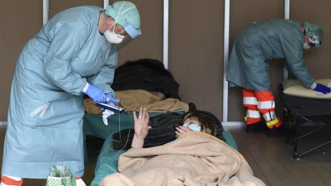 Tổng số ca mắc bệnh COVID-19 tại Italy tăng lên thành 24.747 ca, số người nhiễm tại Anh tăng 20%