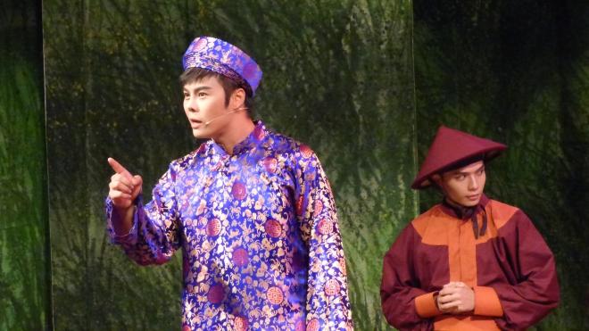 Võ Minh Lâm - Kép đẹp vừa bi vừa độc