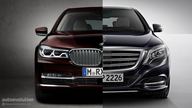 Mercedes và BMW, xe nào tốt hơn?