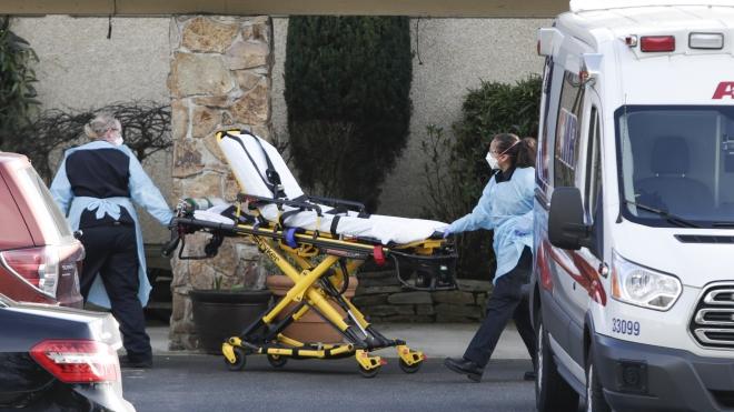 Mỹ: Số ca tử vong vì COVID-19 đã vượt con số 1.000